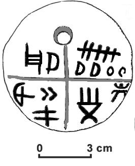 Amuleto de las tabletas Tărtăria